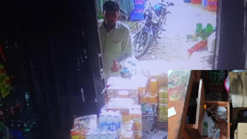 লোহাগাড়ায় দোকান থেকে লাখ টাকা চুরি
